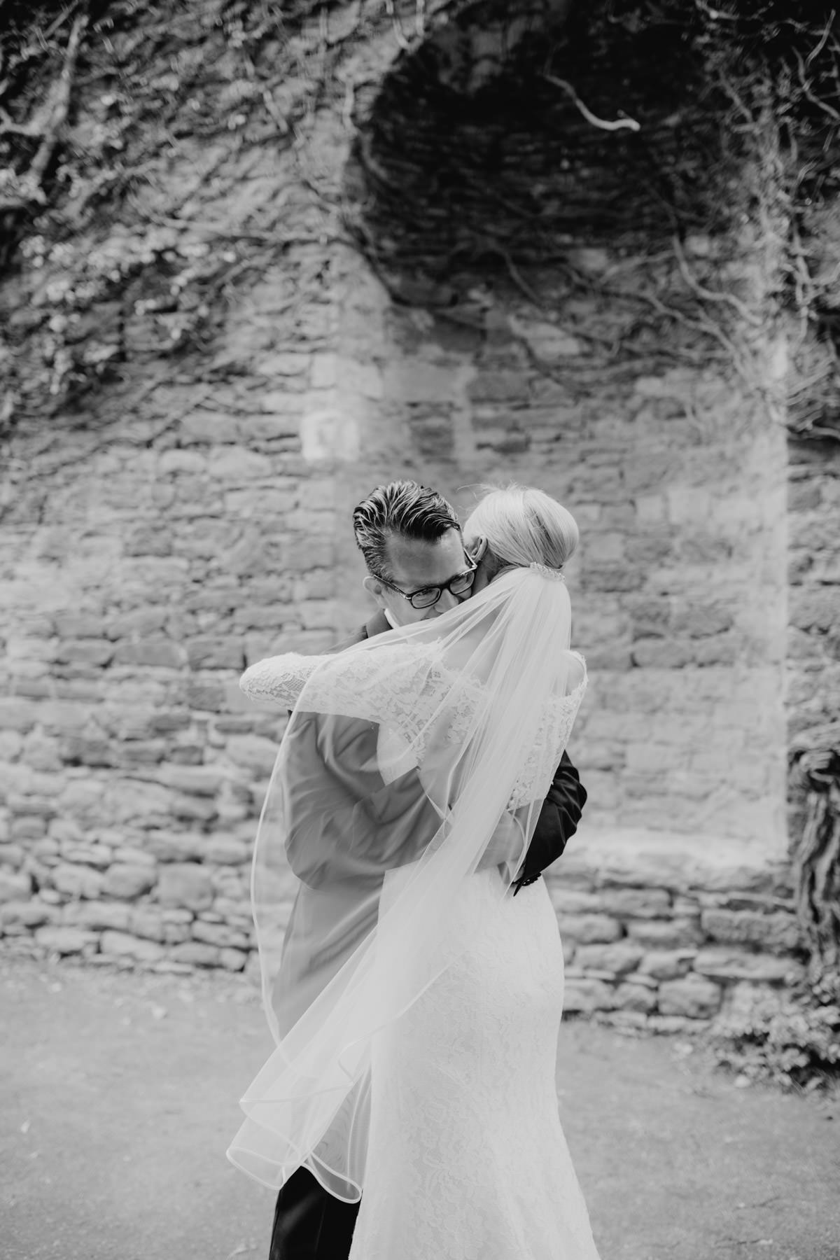 Emotionales Bild einer professiollen Hochzeitsreportage