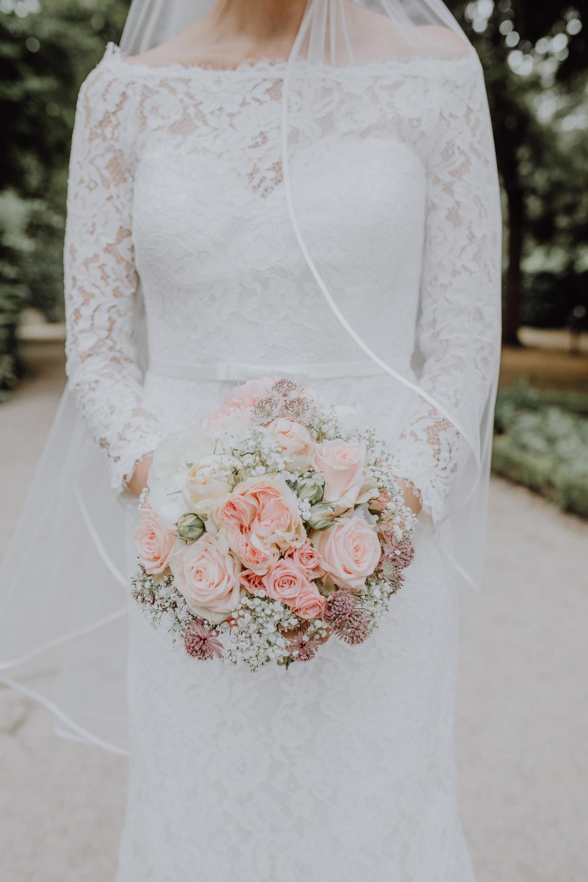 Bild von Hochzeitsstrauss