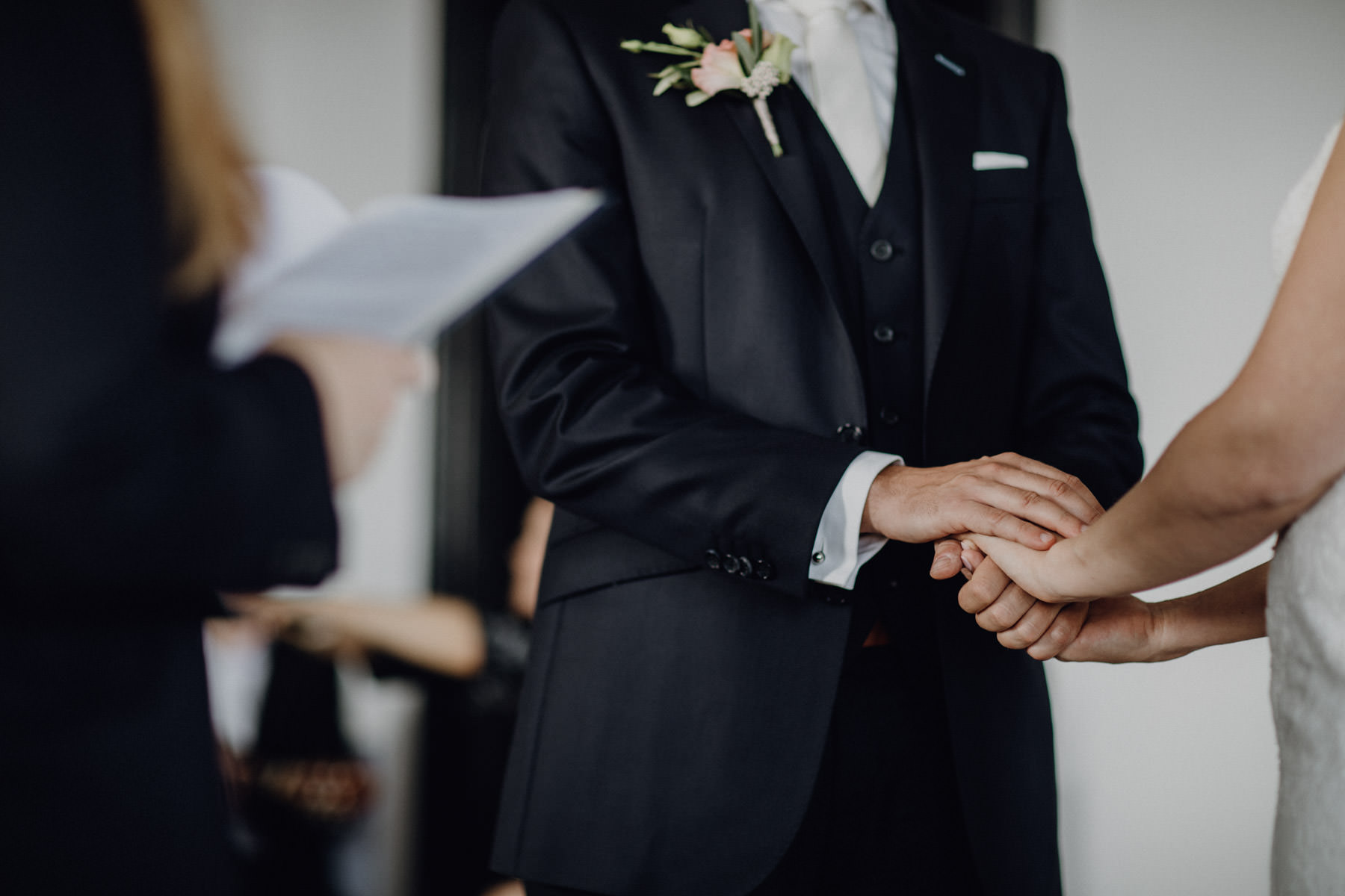 Hochzeitsreportage einer freien Trauung