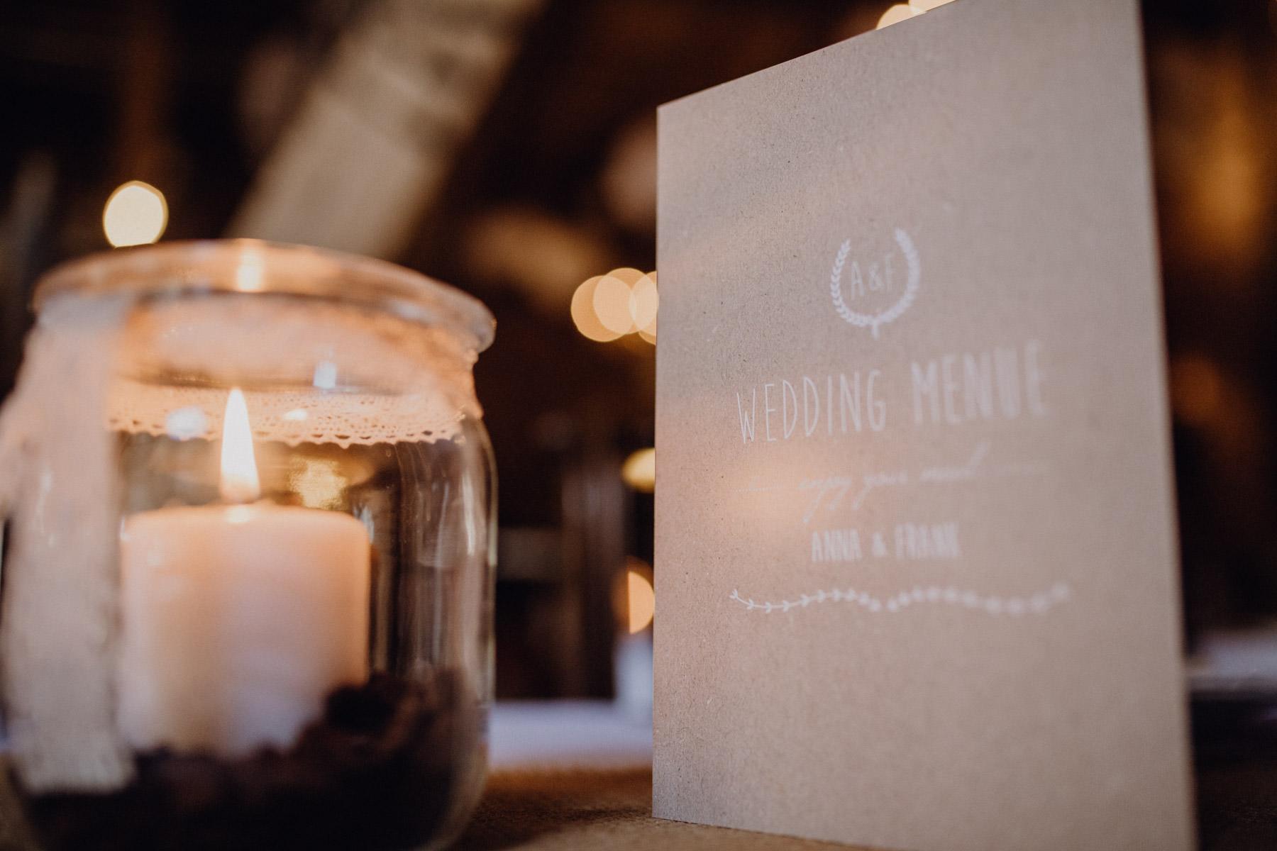 Inspiration Hochzeitsdeko